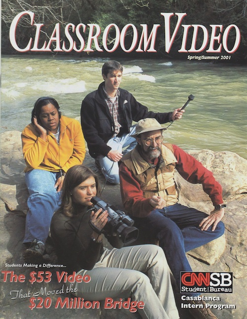 Class video cover